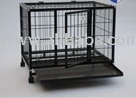 Metal Pan for Wire Dog Crates Heavy Duty Dog Crates is a Must