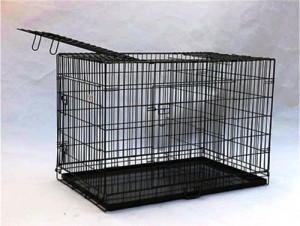 "36"" Wire Dog Crate"