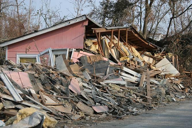 Joplin Tornado destruction