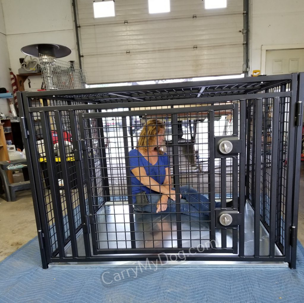 XXL Heavy Duty Dog Crate by Xtreme from Carrymydog.com