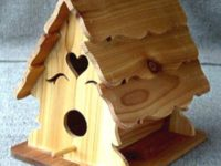 The Bird House Get out those Birdhouse Plans and get busy